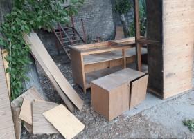 Вывоз мусора и хлама, старой мебели