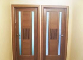 Установка межкомнатных дверей от Профи