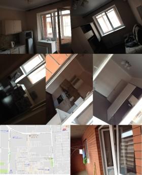 Сдается на длительный срок новая однокомнатная квартира