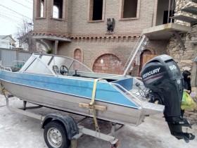 Катер Orionboat 48 (D) fish