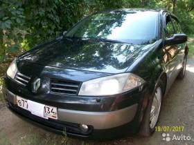Renault Megane, 2005