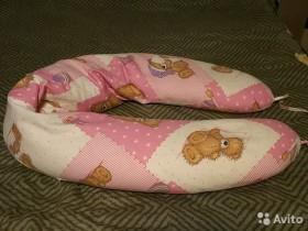 Подушка для сна беременной