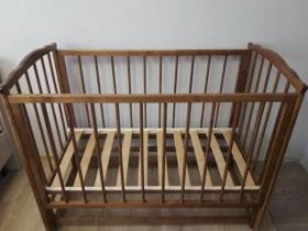 Кроватка детская и матрасик