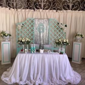 Лучшее оформление свадьбы!