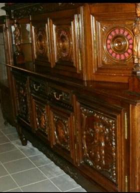 Реставрация мебели, покраска