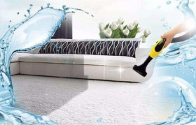 *Химчистка мягкой мебели, диванов, ковров, на дому