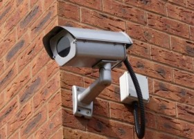 Видеонаблюдение, Охрана
