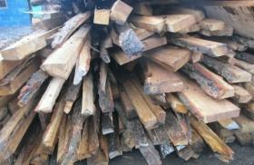 Горбыль сосновый,дубовый на дрова