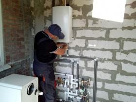 Монтаж отопления ,водопровода,канализации