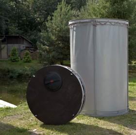 Резервуар разборный, вертикальный РРВ-2,15