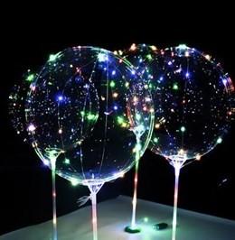 Светящиеся воздушные шары оптом от 90р