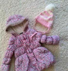 Курточка+шапочка