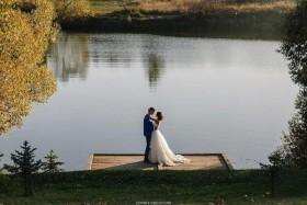 Cъемка свадьбы с воздуха