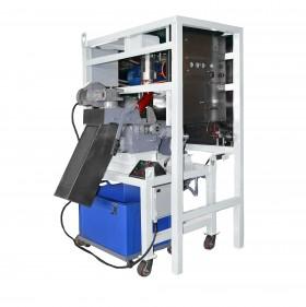 Оборудование для криобластинга