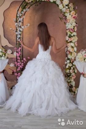 Свадебное платье из коллекции Ivory Rose 2018