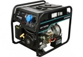 Газовый генератор Hyundai HHY 7020 FGE(бен.+газ)