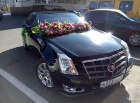Прокат авто на свадьбу Cadillac CTS II