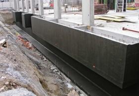 Гидроизоляция фундамента, бетонных конструкций