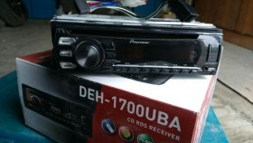 Pioneer DEH-1700 UBA