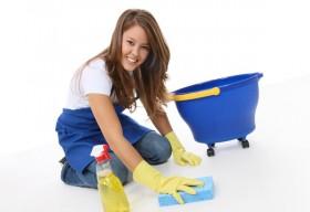 Разовая уборка, восьми часовой рабочий день одного человека