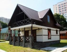 Строительство каркасных и фахверков домов