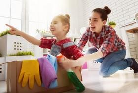 Домработница-няня в частный дом