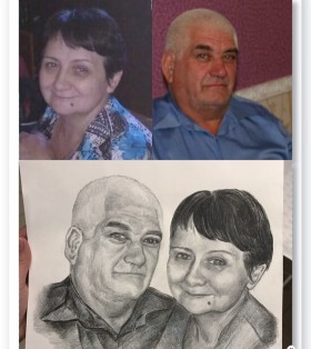 Портреты и рисунки на заказ