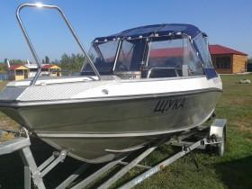 СРОЧНО продаю лодку Мастер 521 с двигателем Mercury 100