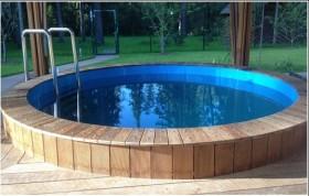 Строительство бассейнов из полипропилена под ключ