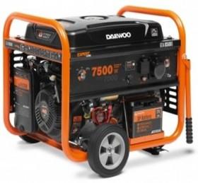 Бензиновый генератор DAEWOO GDA 8500Е