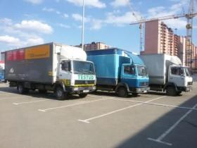 Грузоперевозки автомобилем 5 и 6 тонн из Краснодара