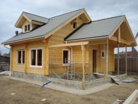 Строительство домов, беседок и бань из бруса.