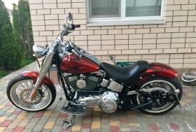 Harley-Davidson softail fat boy Custom cheaper