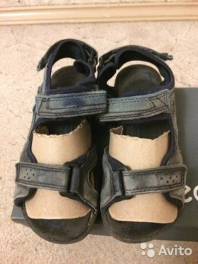 сандали для мальчика
