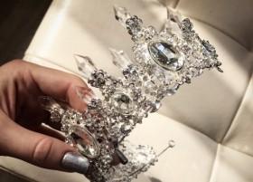 Диадема, корона для свадьбы