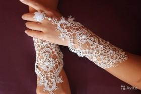Кружевные перчатки для Вашей свадьбы