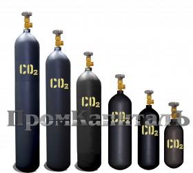 Баллоны газовые углекислотные ГОСТ 949-73