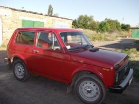 Продаю автомобиль ВАЗ 2121 НИВА