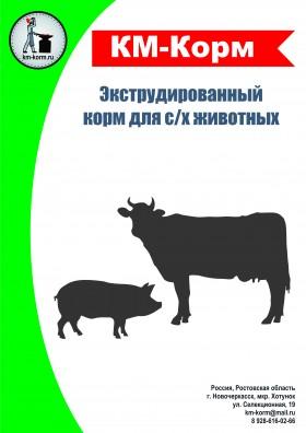 Рабочии на производство КМ -КОРМА