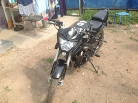 Мотоцикл омокс
