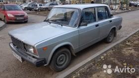 ВАЗ 2107, 2011