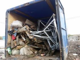 Вывоз мусора. Вывоз мебели, строй мусора.газель