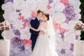 Фотозона на свадьбу, выпускной, день рожд. и др.пр