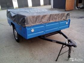 Прицеп к легковому автомобилю кмз-8119