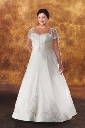 Для невест с шикарными размерами