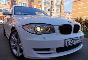 BMW 1 серия, 2009