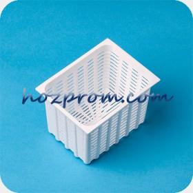 Прямоугольная сырная форма Кирпичик 350 гр.