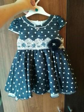 Платье на 1 год 74-80рр