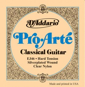 Струны D'Addario Pro-Arte для классической гитары
