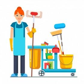 Ищу работу уборщицы с частичной занятостью